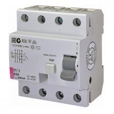 Сколько стоит Дифференциальное реле EFI-4 AC 63/0.5