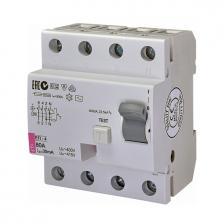 Сколько стоит Дифференциальное реле EFI-4 AC 80/0.03