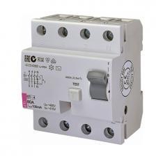 Сколько стоит Дифференциальное реле EFI-4 AC 80/0.1