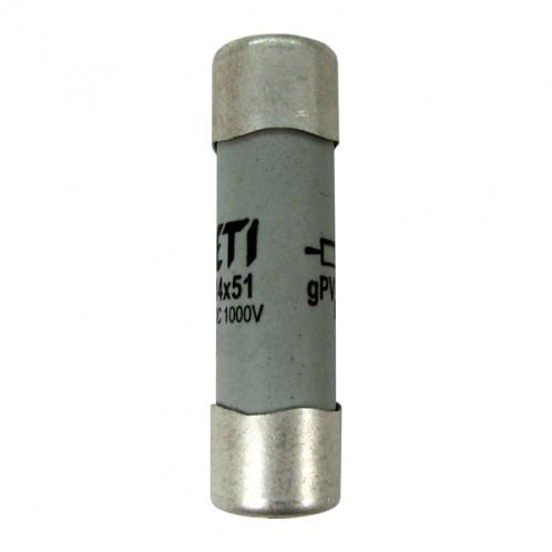 Цилиндрический предохранитель ETI CH14x51 gPV 36A/1000V DС