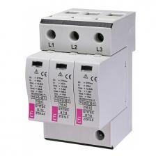 Сколько стоит Ограничитель перенапряжения ETITEC B T12 275/12,5 3+0