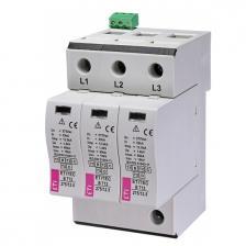 Сколько стоит Ограничитель перенапряжения ETITEC B T12 275/12,5 3+0 RC