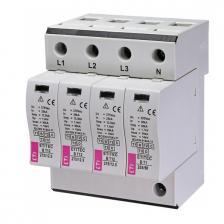 Сколько стоит Ограничитель перенапряжения ETITEC B T12 275/12,5 3+1