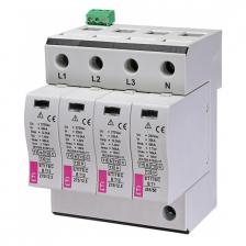 Сколько стоит Ограничитель перенапряжения ETITEC B T12 275/12,5 3+1 RC