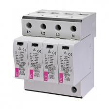 Сколько стоит Ограничитель перенапряжения ETITEC B T12 275/12,5 4+0