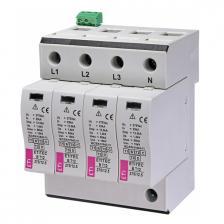 Сколько стоит Ограничитель перенапряжения ETITEC B T12 275/12,5 4+0 RC