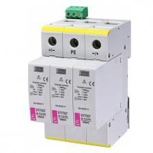 Сколько стоит Ограничитель перенапряжения ETI ETITEC B T12 PV 1000/5 RC  для солнечных батарей