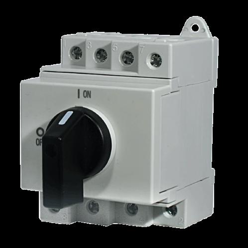 Выключатель нагрузки ETI LS25 SMA А4 для фотоэлектрических систем.