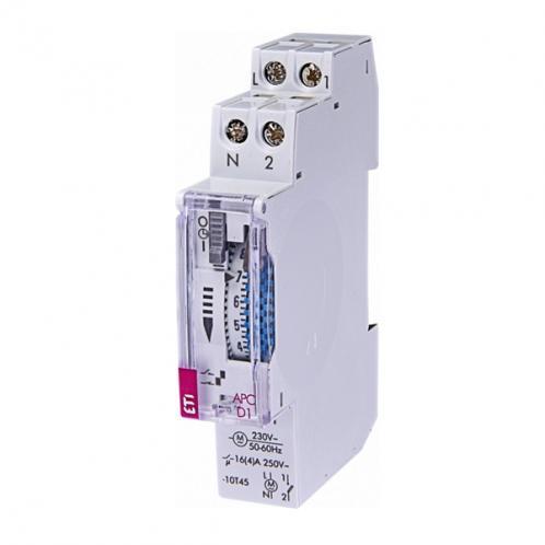 Електромеханічне реле часу APC-D1