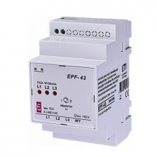 Сколько стоит Реле автоматического выбора фаз EPF-43
