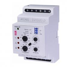 Сколько стоит Реле контроля напряжения в 3-фазных сетях HRN-43 230