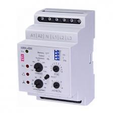 Сколько стоит Реле контроля напряжения в 3-фазных сетях HRN-43N 400