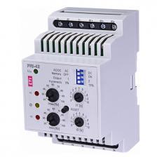 Реле контроля тока PRI-42 230