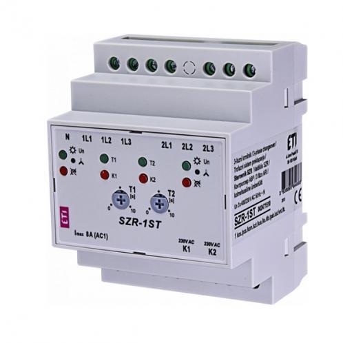 Реле автоматичного включення резерву SZR-1ST