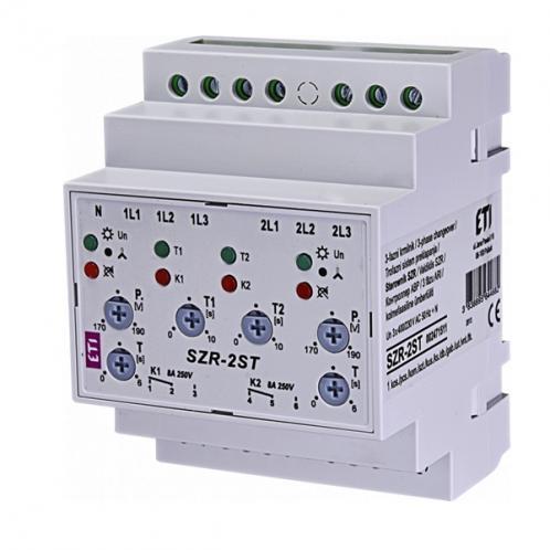 Реле автоматичного включення резерву SZR-2ST