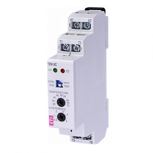 Реле контролю температури TER-3С