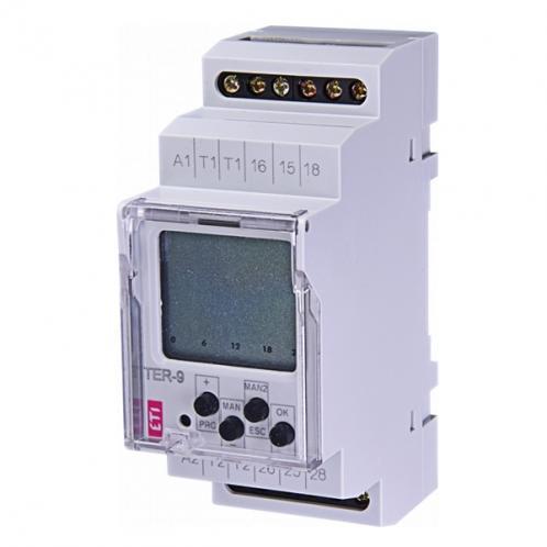 Реле контролю температури TER-9 24