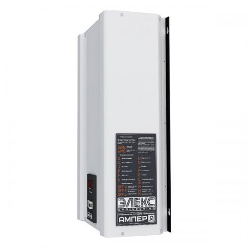 Стабилизатор напряжения однофазный бытовой ЭЛЕКС АМПЕР стандартный 12-1/32А V2.0
