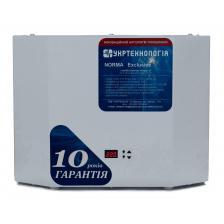 Сколько стоит Стабилизатор напряжения Укртехнология НСН-5000 Norma Exclusive
