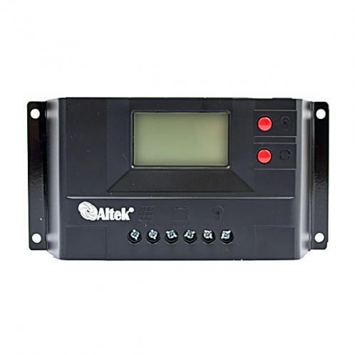 Контролер заряду Altek CM10D+USB 12 /24 В