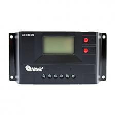 Сколько стоит Контроллер заряда Altek CM30D+USB