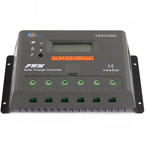 Контроллер заряда EpSolar VS3024BN 30А