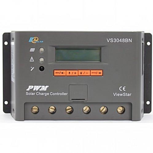 Контроллер заряда EpSolar VS3048BN 30А