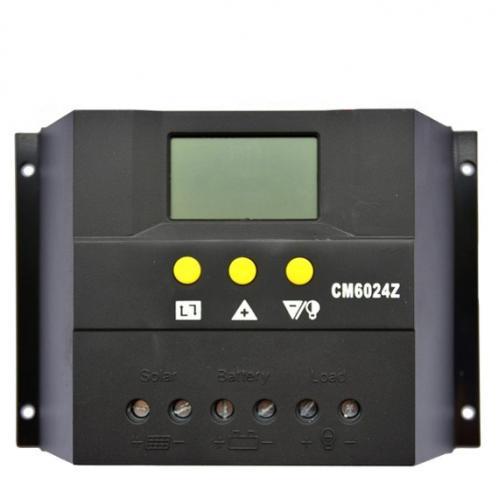 Контроллер заряда Juta ACM6024Z 60А