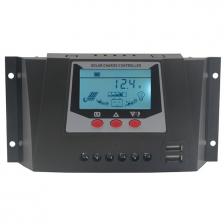 Сколько стоит Контроллер заряда JUTA - WP3024D 30А 12/24В