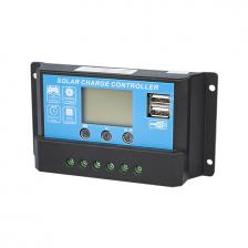 Сколько стоит Контроллер заряда Juta DY1024+2 USB
