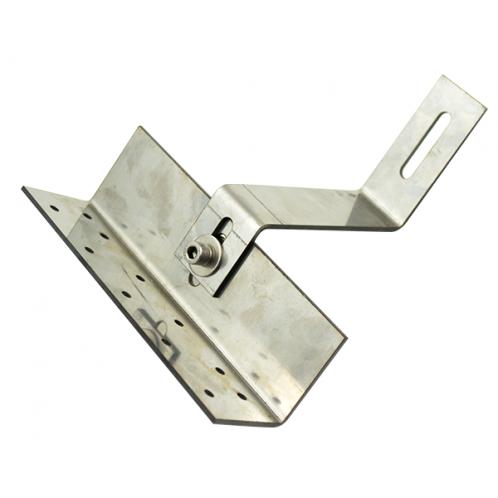 Кронштейн крепления из алюминия для керамической черепицы