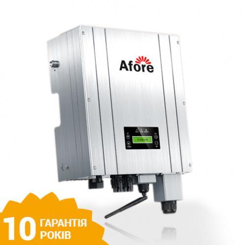 Сетевой инвертор Afore BNT010KTL (10 кВт, 3-фазный, 2 МРРТ)