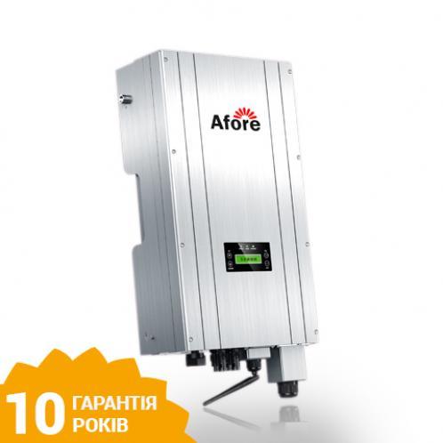 Сетевой инвертор Afore BNT015KTL (15 кВт, 3-фазный, 2 МРРТ)