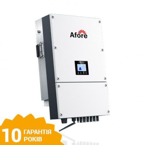 Сетевой инвертор Afore BNT040KTL (40 кВт, 3-фазный, 2 МРРТ)