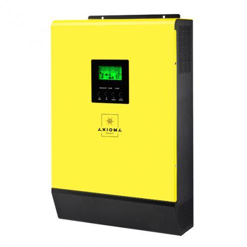 Сетевой солнечный инвертор с резервной функцией AXIOMA energy ISGRID-BF 3000 3кВт