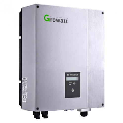 Мережевий інвертор Growatt 3000 MTL (3 кВт, 1-фазний, 2 МРРТ)