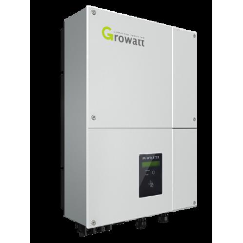 Сетевой инвертор Growatt 5000MTL (5 кВ, 1-фазный, 2 МРРТ)