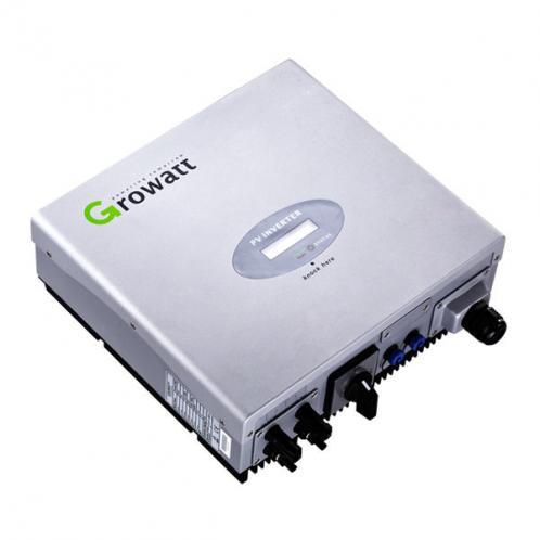 Мережевий інвертор Growatt 4000 TL (4 кВт, 1-фазний, 1 МРРТ)