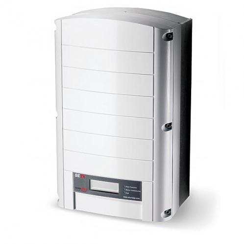 Мережевий інвертор SolarEdge SE 7K, (7 кВт, 3-фазний)