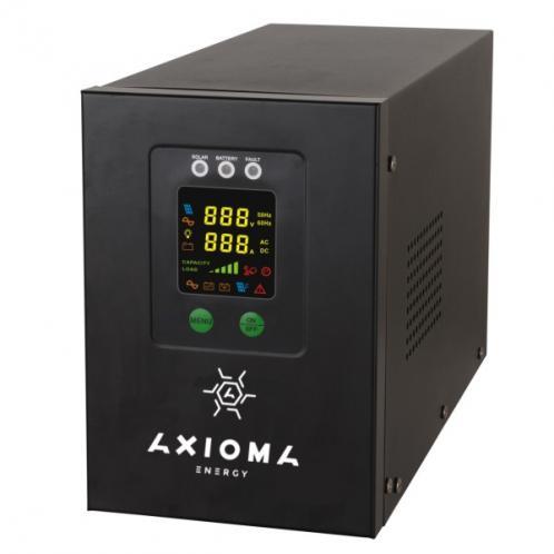 Джерело безперебійного живлення AXEN IS-2000  1400 Вт / 24В / MPPT контролер
