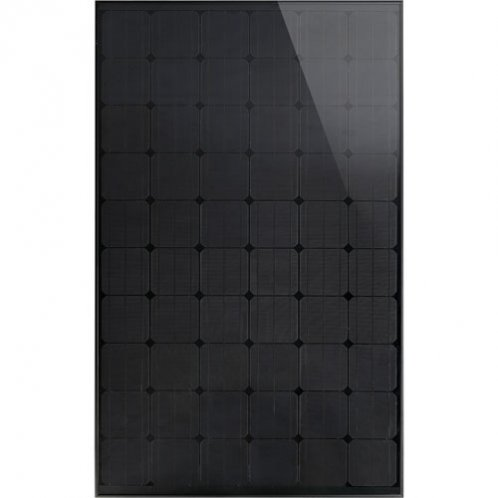 Солнечная батарея Altek ALM-250MB black, 250 Вт/ 24В