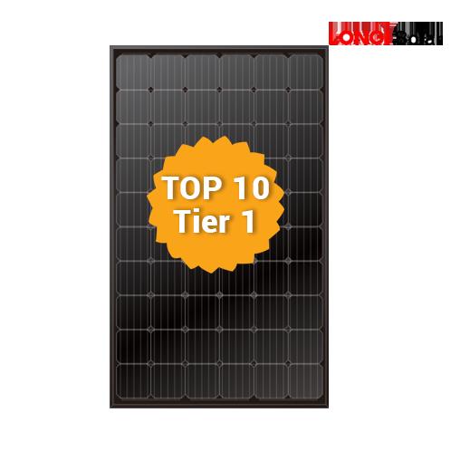 Солнечная батарея Longi Solar LR6-60BK 285W, 285 Вт / 24В