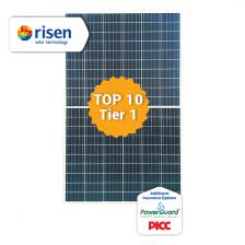 Скільки коштує Сонячна батарея Risen RSM120-6-285P/4BB 285 Вт, half cell