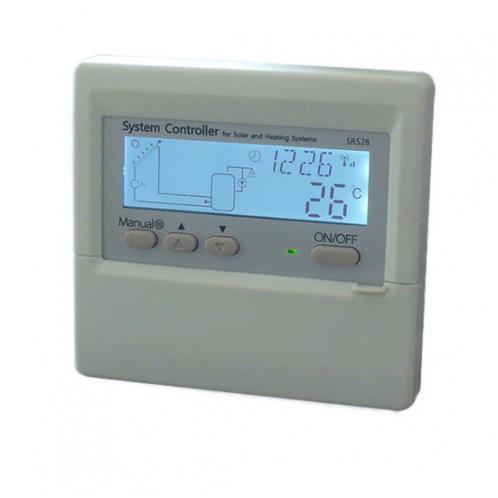 Контроллер для гелиосистем СК528