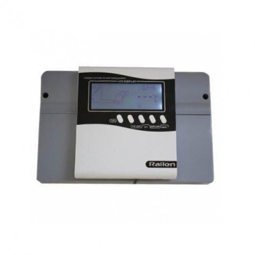 Контроллер для гелиосистем WS-F114