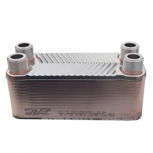 Пластинчастий теплообмінник E5T*30 50 кВт