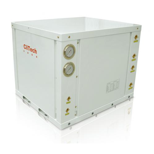 Тепловий насос Clitech CWM-14XB (грунт-вода, 14 кВт)