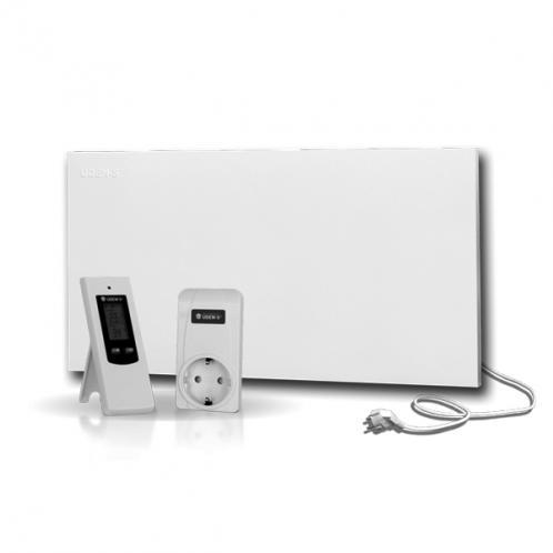 Настінна панель UDEN - 700 універсал (колір білий) + Терморегулятор UDEN TW