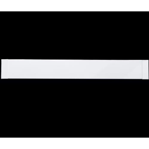 Теплий плінтус UDEN - 150 стандарт (колір білий)