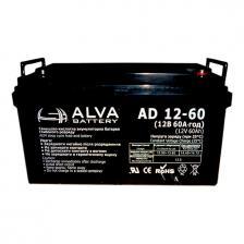 Аккумуляторная батарея ALVA AD12-60
